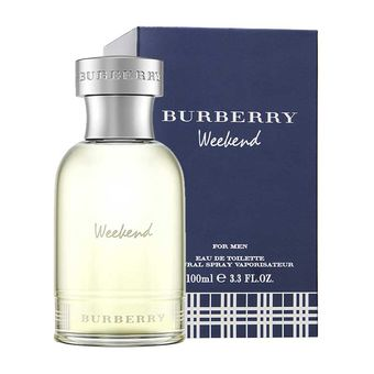 Weekend EDT 100ml - Men - THEKULT.COM | Burberry