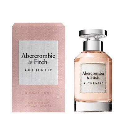 Authentic For Her EDP 100ml - THEKULT.COM | Abercrombie & Fitch