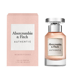 Authentic For Her EDP 50ml - THEKULT.COM | Abercrombie & Fitch