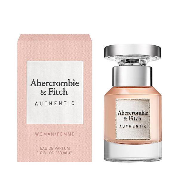Authentic For Her EDP 30ml - THEKULT.COM | Abercrombie & Fitch