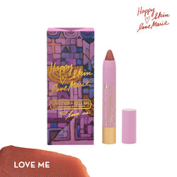 THEKULT.COM. Happy Skin. Happy Skin x Love Marie Shut Up & Kiss Me Moisturzing Matte Lippie in Love Me