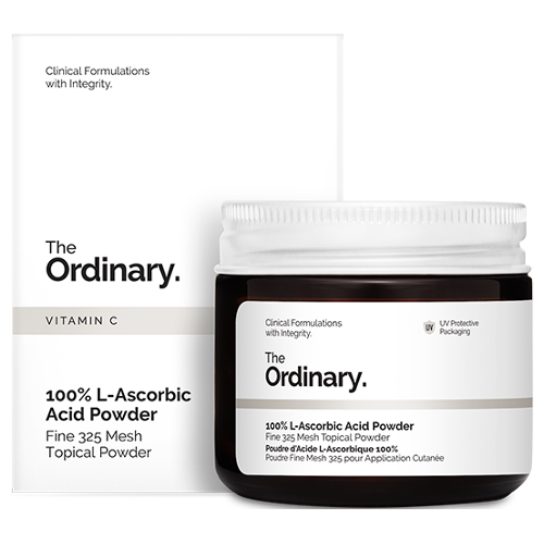 100% L-Ascorbic Acid Powder - The Kult | The Ordinary