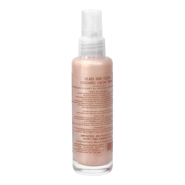 Glass Skin Glow Setting Spray - THEKULT.COM | Ellana
