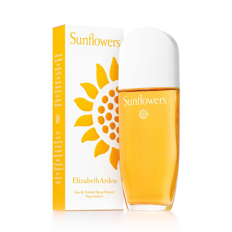 Sunflowers EDT 100ml - Women - THEKULT.COM | Elizabeth Arden