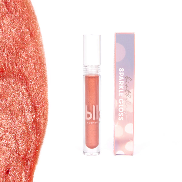 Birthday Sparkle Gloss - THEKULT.COM | BLK Cosmetics