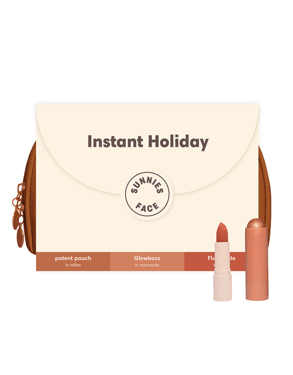 Instant Holiday Kit - THEKULT.COM | Sunnies Face
