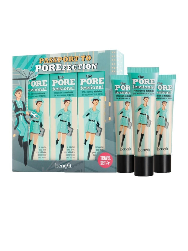 THEKULT.COM. Benefit Cosmetics. Passport To Porefection  Pro Balm 22ml Travel Set