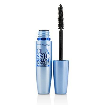 Volum'Express Classic Mascara Waterproof - Black - THEKULT.COM | Maybelline