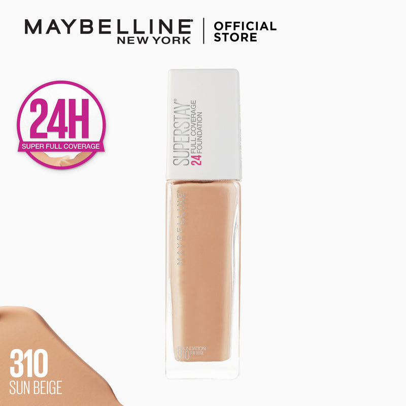 Superstay Liquid Foundation 310 - THEKULT.COM | Maybelline