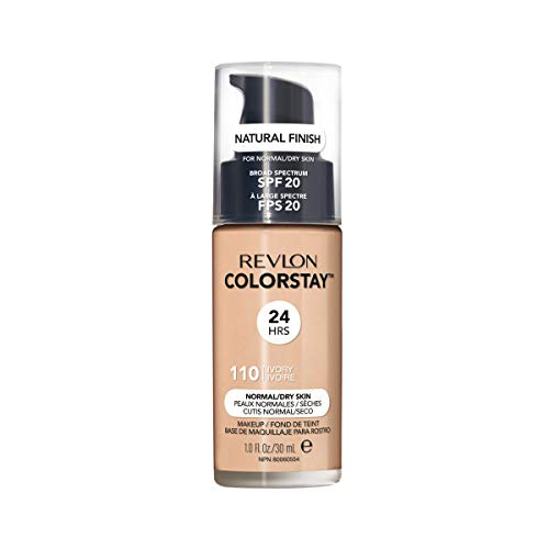 Colorstay 24Hrs SPF20 Normal/Dry Skin #110 Ivory - Pump