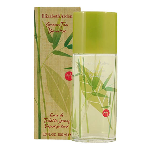 Green Tea Bamboo EDT 100ml - Women - THEKULT.COM | Elizabeth Arden
