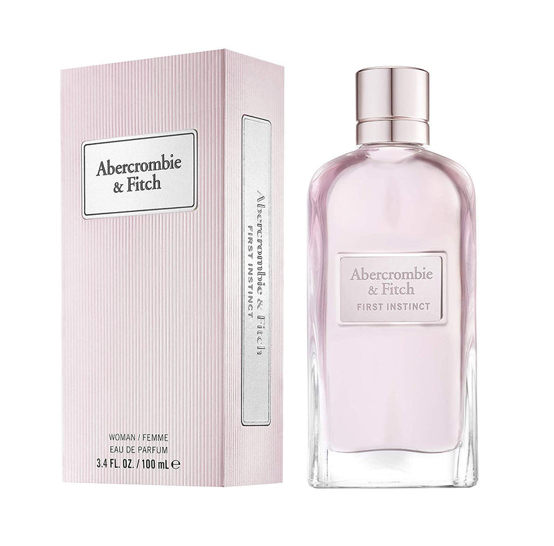First Instinct For Her EDP 100ml - THEKULT.COM | Abercrombie & Fitch