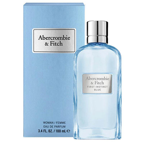 First Instinct Blue For Her EDP 100ml - THEKULT.COM | Abercrombie & Fitch