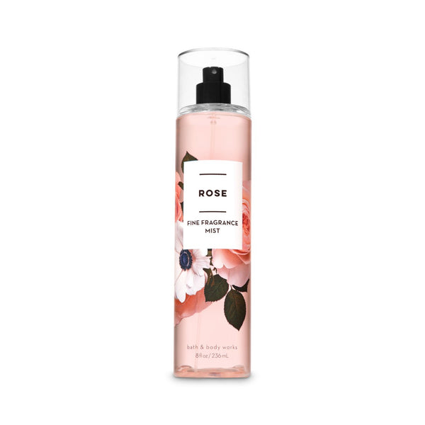 Bath and Body Works Rose Fine Fragrance Mist 236ml | THEKULT.COM