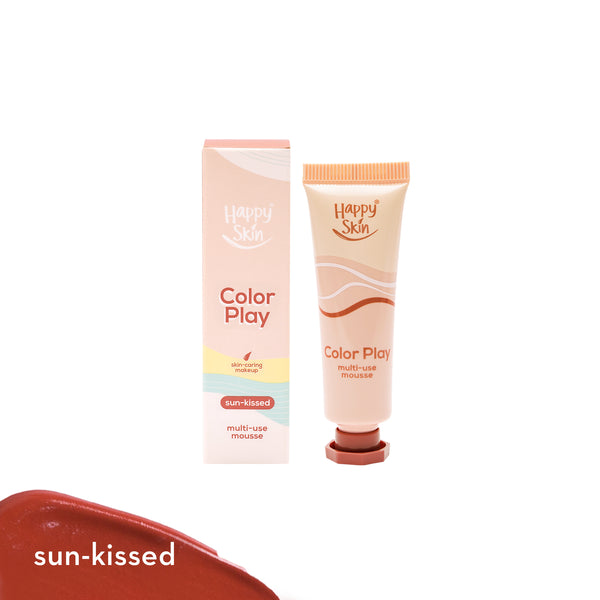 Color Play Multi-use Mousse in Sun-Kissed - THEKULT.COM | Happy Skin