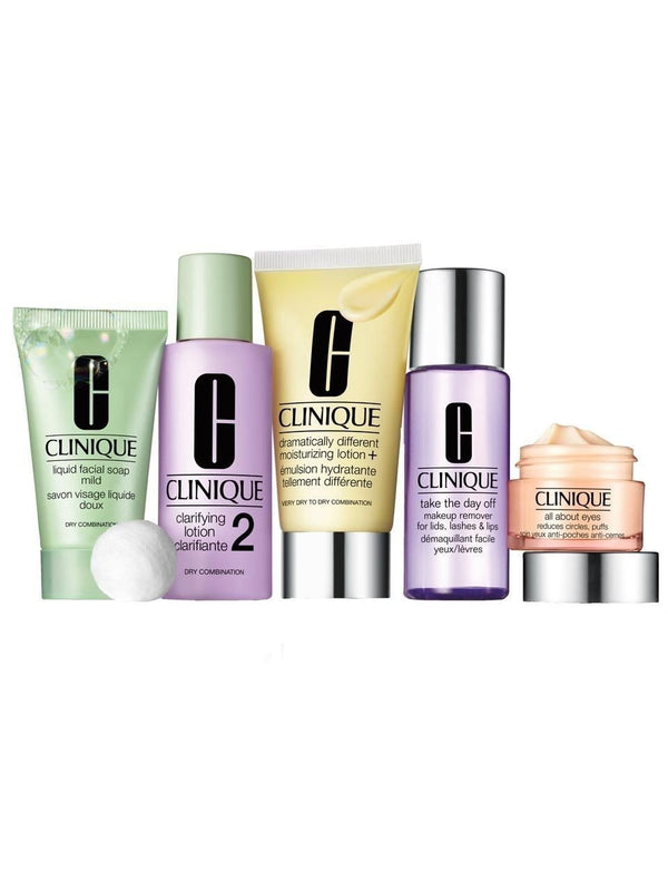 THEKULT.COM. Clinique. Clinique Daily Essential Set