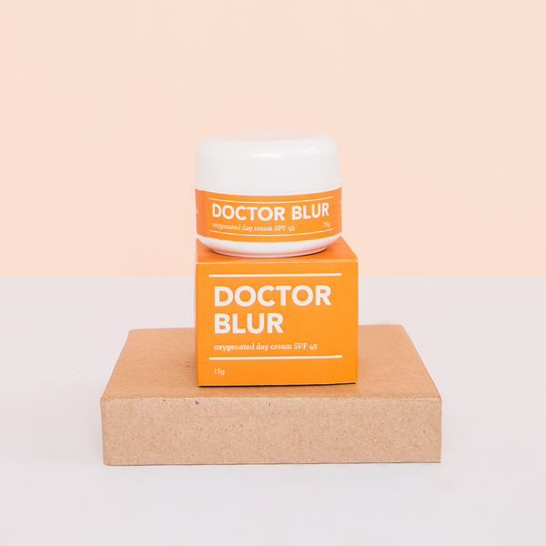 Doctor Blur (Oxygenated Day Cream SPF 45) - THEKULT.COM | Fresh Formula