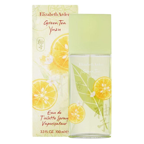 THEKULT.COM. Elizabeth Arden. Green Tea Yuzu Eau De Toilette For Women 100ml
