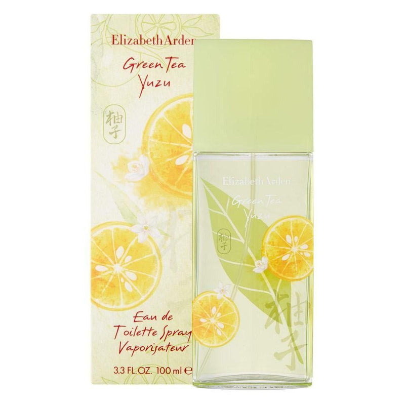 Green Tea Yuzu EDT 100ml - Women - THEKULT.COM | Elizabeth Arden