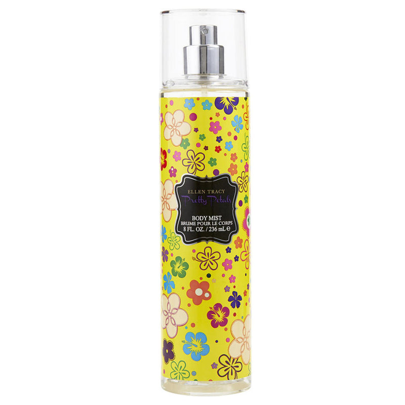 Ellen Tracy Pretty Petals Body Mist 236ml  | THEKULT.COM