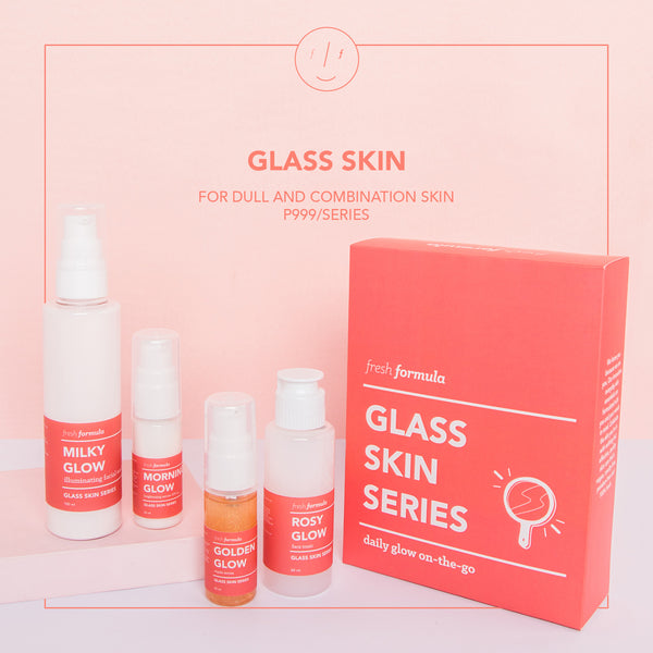 THEKULT.COM. Fresh Formula. Glass Skin Series
