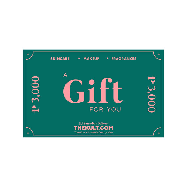 P3,000 Gift Card