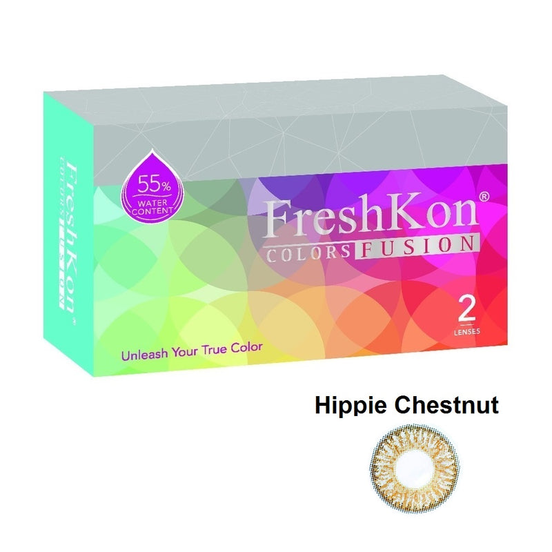 Colors Fusion Hippie Chestnut Grade -100