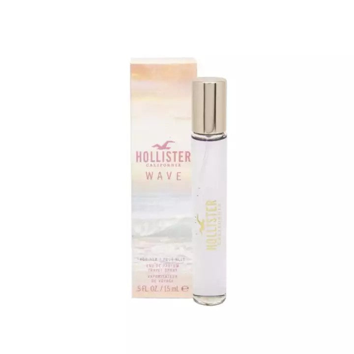 Hollister Wave For Her Eau De Parfum 15ml | THEKULT.COM