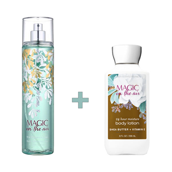 THEKULT.COM. Bath & Body Works. Magic in the Air Set