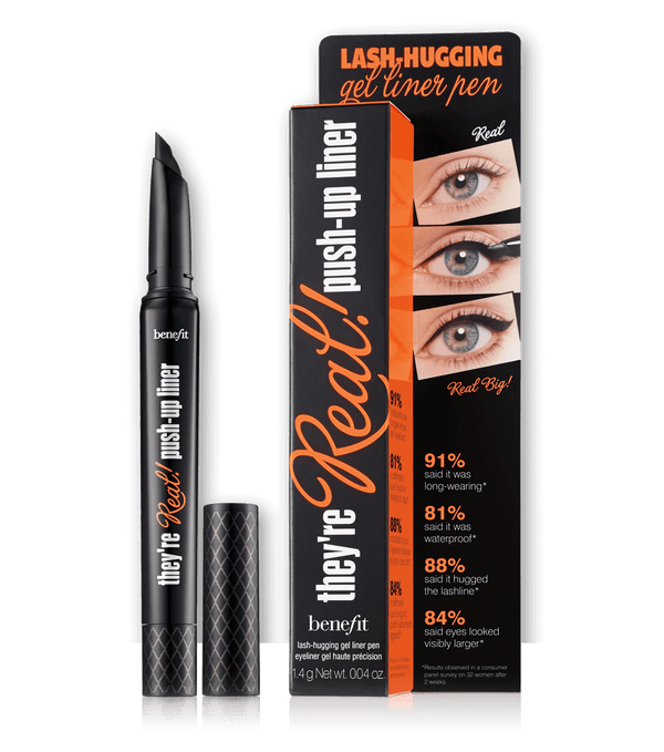 THEKULT.COM. Benefit Cosmetics. They're Real Push Up Liner 1.4g