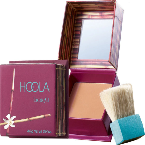 THEKULT.COM. Benefit Cosmetics. Hoola Mini Blush Bronze 4g