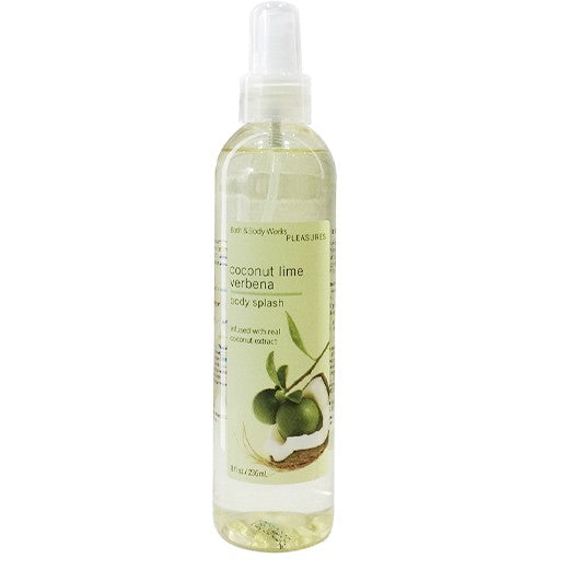 Coconut Lime Verbena Body Splash 236ml