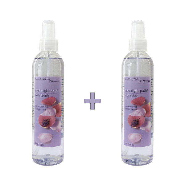 Moonlight Path Body Splash Set