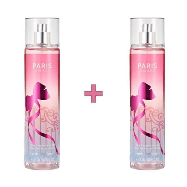 Paris Amour Fragrance Mist Bundle