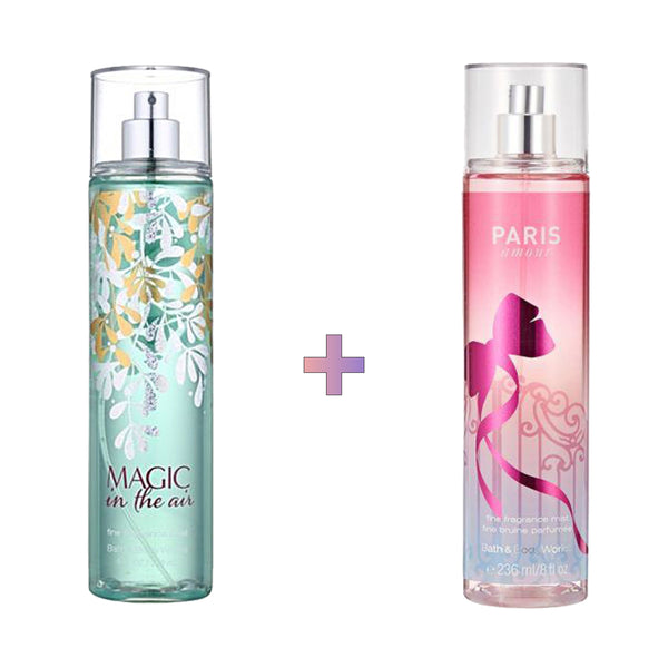 Magic in the Air x Paris Amour Fragrance Mist Bundle