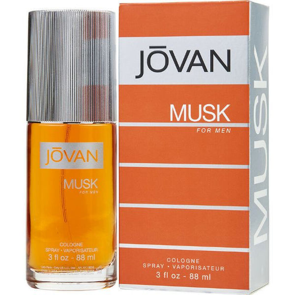 Jovan Musk EDC For Men 88ml | THEKULT.COM