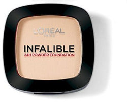L'Oreal Infallible 24H Powder Foundation #245  Warm Sand 9G