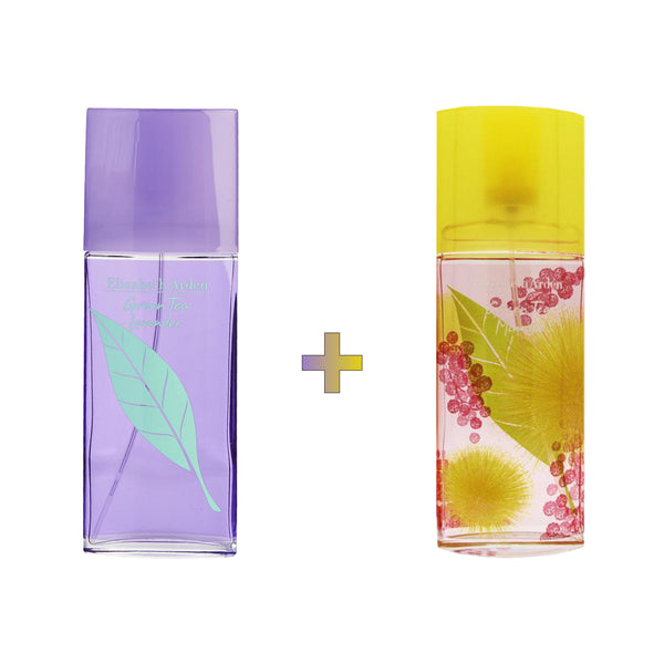 Green Tea Lavender x Mimosa EDT Bundle
