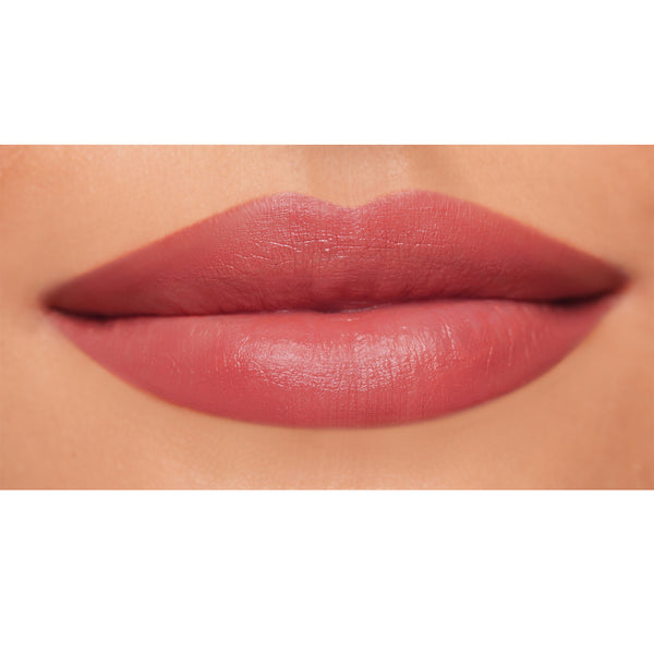 Shut up & Kiss me Moisturizing Matte Lippie in Brunch Date