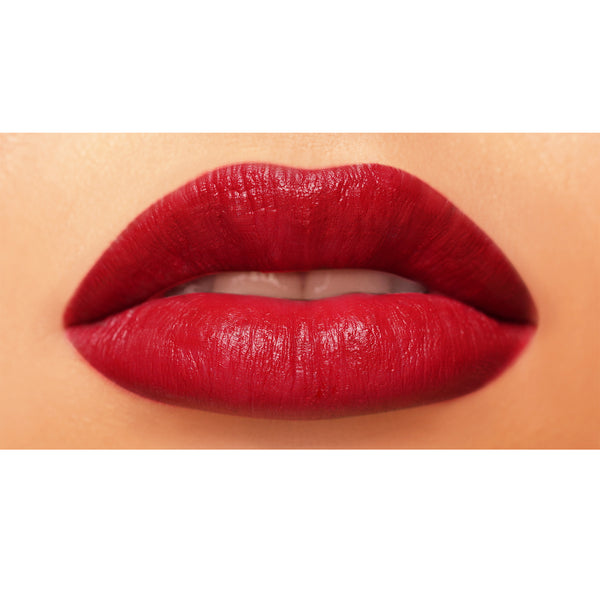 Shut up & Kiss me Moisturizing Matte Lippie in Wine Night