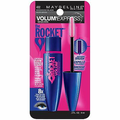 Volum'Express The Rocket Mascara Brown