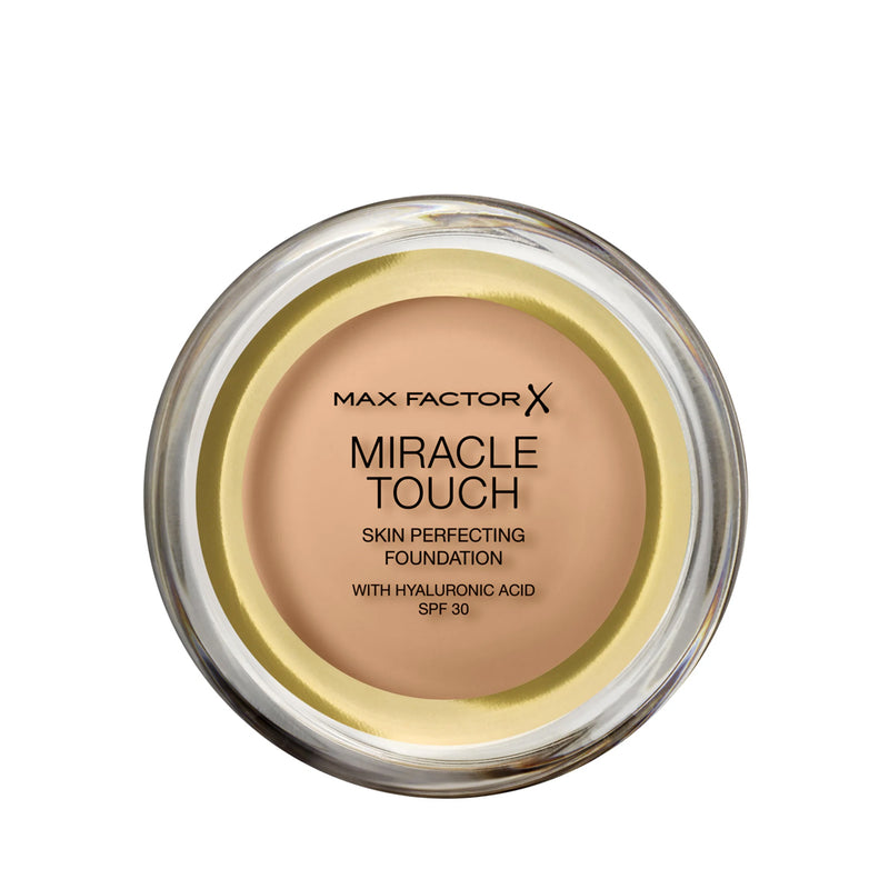 Miracle Touch Foundation Sand - THEKULT.COM | Max Factor