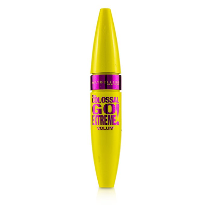 Maybelline The Colossal Go Extreme Mascara #01 Black 9.5ML