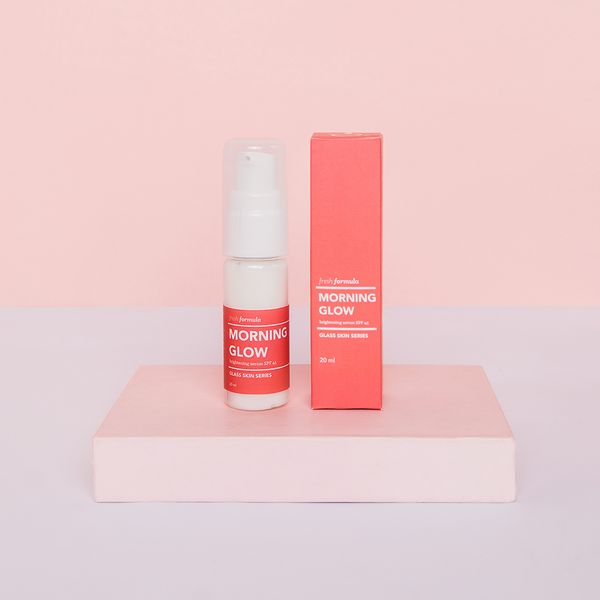 THEKULT.COM. Fresh Formula. Morning Glow (Brightening Serum SPF 45)