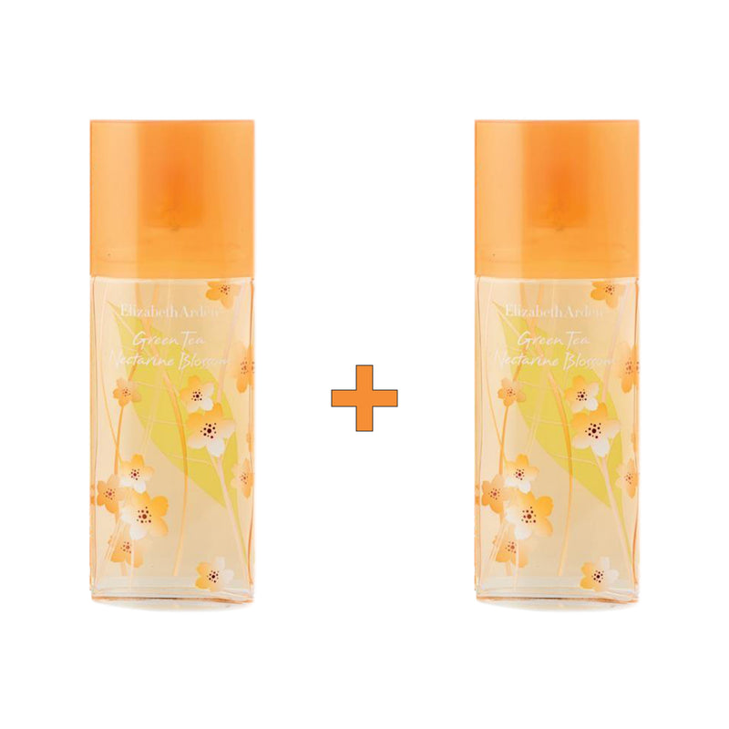 Green Tea Nectarine Blossom EDT Spray Bundle