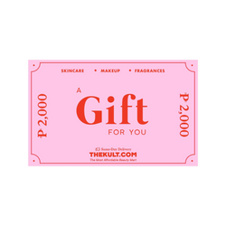 P2,000 Gift Card