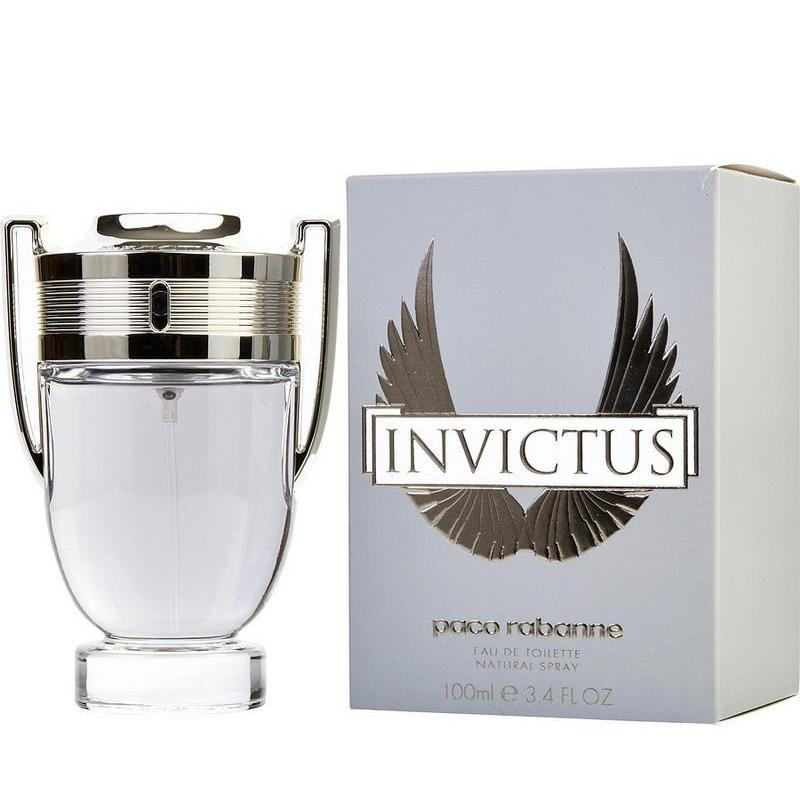 Paco Rabanne Invictus Eau De Toilette for Men 100ml | THEKULT.COM