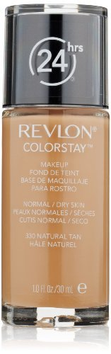 Revlon Colorstay 24Hrs SPF20 Normal/Dry Skin #330  Natural Tan 30ML