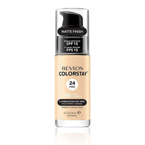 Colorstay 24Hrs SPF15 Combination/Oily Skin #150 Buff Pump
