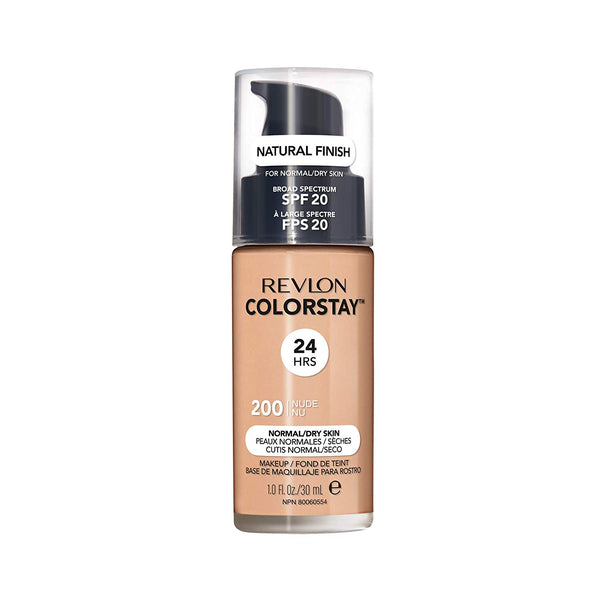 Colorstay 24Hrs SPF20 Normal/Dry Skin #200 Nude Pump